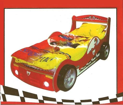 Παιδικό κρεβάτι αυτοκίνητο